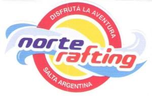 Logo Norte rafting1