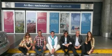 ADOPTA participando en la promoción del destino Salta en la ciudad de Buenos Aires