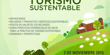 Jornada de Capacitación Gratuita – Turismo Sustentable